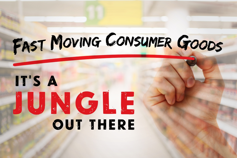 FMCG - It's a jungle out there