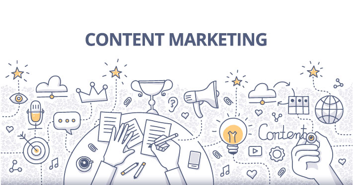 Content Marketing-3Dots Design Advertising Agency Pune