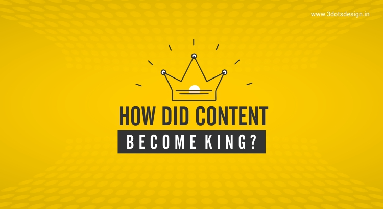 How did Content become King?
