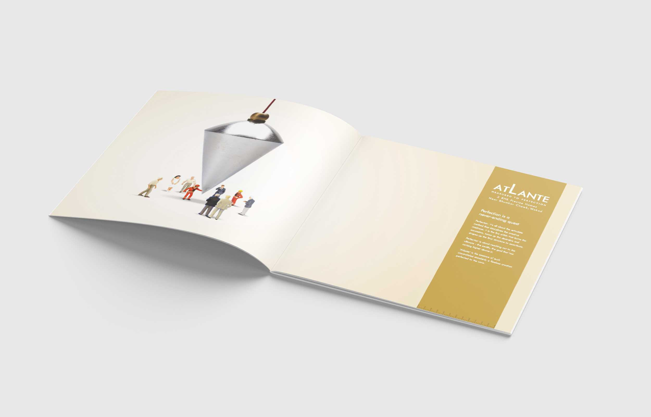 Project Brochure Design