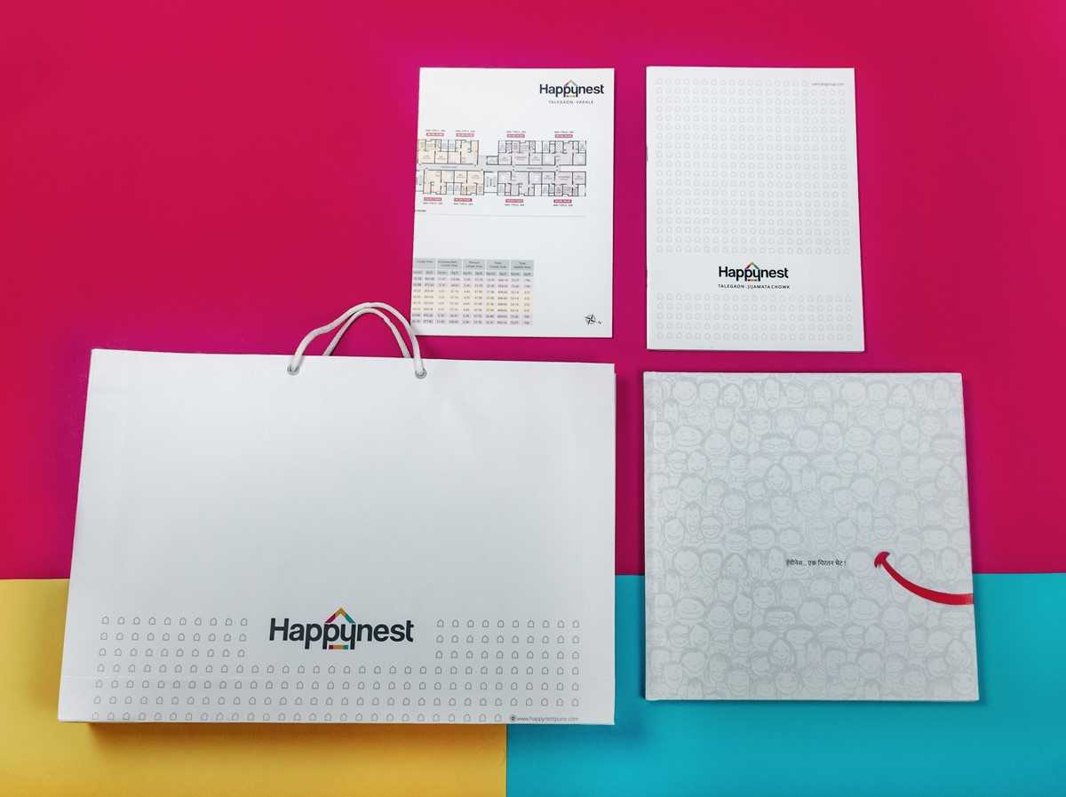 Happynest Brand Campaign